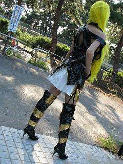 Vocaloid2 Lily コスプレ衣装3