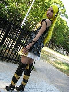 Vocaloid2 Lily コスプレ衣装5